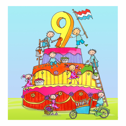gefeliciteerd 9 jaar Gefeliciteerd Kind 9 Jaar   ARCHIDEV gefeliciteerd 9 jaar